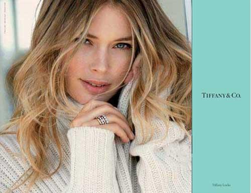 蒂芙尼2012年假日珠宝大片 演绎如女神般存在