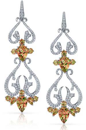 斯蒂芬·韦伯斯特艺术珠宝系列