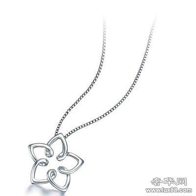 六福珠宝铂金Pt999\娉婷\系列