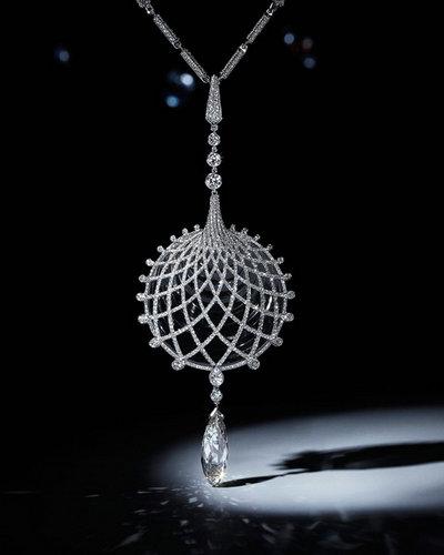 卡地亚全新高级珠宝系列 Dépaysement