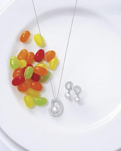MIKIMOTO(御木本)推出甜点创意珠宝