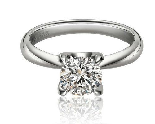 GMOND吉盟珠宝执着戒指闪耀系列