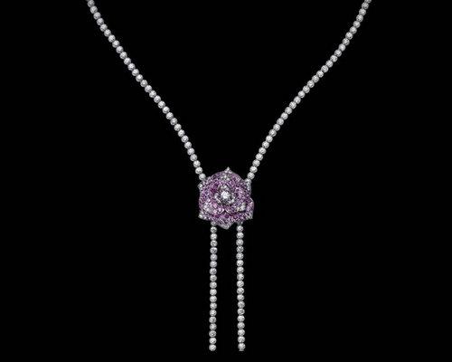 伯爵Piaget 玫瑰系列 为您的最爱献上最美的玫瑰