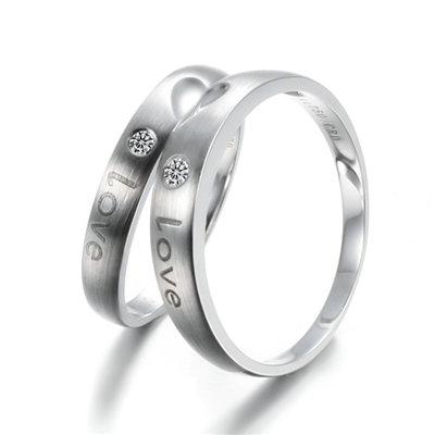 克徕帝珠宝四款璀璨夺目的结婚对戒