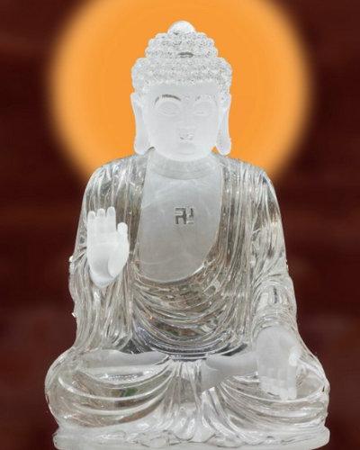菜百首饰释迦牟尼圣像